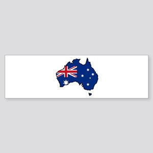 Cool Australia Bumper Sticker